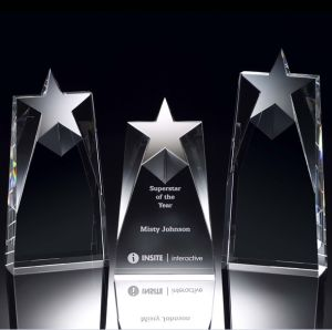 Star Elegance Crystal Award (#10011, #10012, #10013) pictures & photos