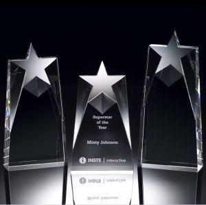Star Elegance Crystal Award (#10011, #10012, #10013) pictures & photos