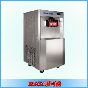Soft Ice Cream Maker with Precooling System pictures & photos