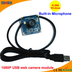 1080P USB Free Driver Web Camera pictures & photos