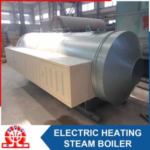 High Efficiency Automatic Horizontal Electric Steam Boiler pictures & photos