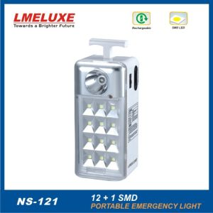 12PCS SMD LED Rechargeable Emergency Light pictures & photos