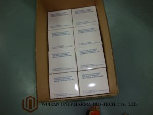 GMP Certified Glutathione Powder for Injection 600mg pictures & photos