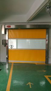 Roller Shutter High Speed Shutter Door (HF-121) pictures & photos