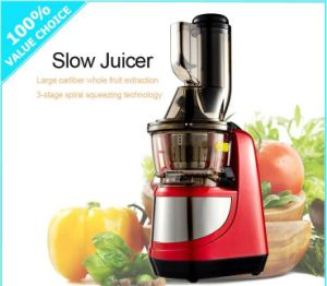 Whole Fruit Juicer/ Slow Juice Extractor/Power Press Juicer pictures & photos