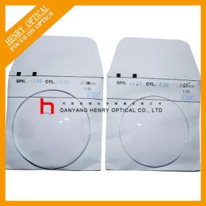 1.56 65mm Single Vision Super Hydrophobic Optical Lens pictures & photos