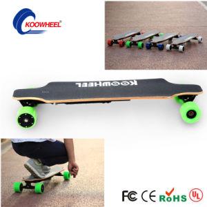 4 Wheel Dual Motor Koowheel Electric Skateboard pictures & photos