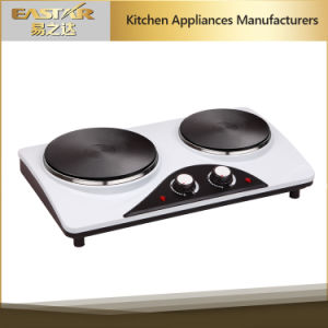 Color Painting Housing Hot Plate (ES-3206) pictures & photos