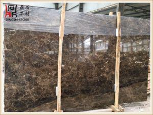 Natural Spanish Middle/Top Range Dark Emperador Brown Marble for Hotel/Commercial Building Decoration Slab