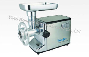 New Efficient Electric Meat Grinder Sf-5001with Reverse Function