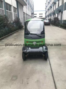 Lithium Battery Electric Car for Olders pictures & photos