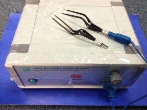 Medical Equipment Bipolar Electrocoagulator pictures & photos