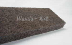 Good Quality Brown Marble Floor Polishing Pad for Dry Stripping pictures & photos