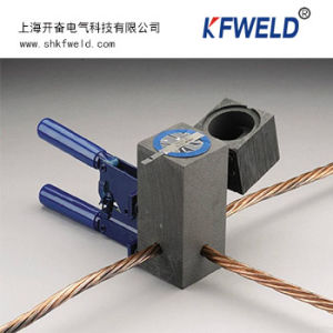 Ground Material, Flux Material Exothermic Welding Mold and Clamp