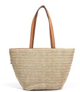 Tassel Beach Women Tote Bags Ladies Cotton Bag pictures & photos
