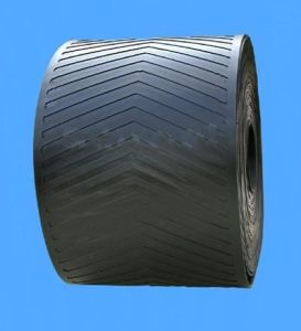 Elevator Rubber Belt Rubber Conveyor Belt pictures & photos