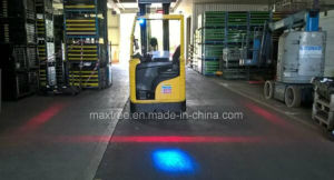 Side-Mounted Forklift Red Zone Danger Areas Warning Light pictures & photos