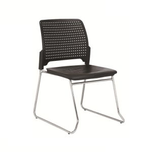 Simple Style Plastic Training Office Chair pictures & photos