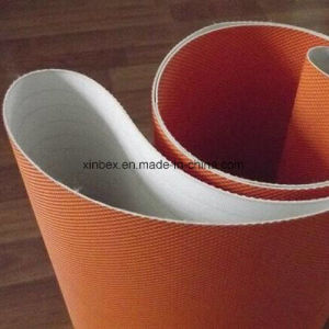 Customized PVC/PU Conveyor Belt for Bulk Material Handling with High Quality pictures & photos