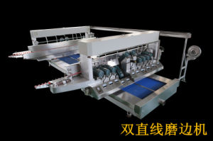Tql2000 Glass Straight Line Double Edging Machine pictures & photos