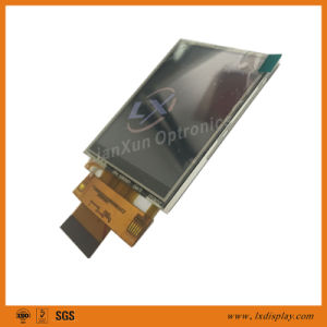 "High Quality 2.8"" 240X320 Resolution 40pins LCM with RTP pictures & photos"