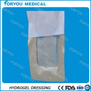 Waterproof Hydrogel Wound Care Dressing Minor Burns Treatment pictures & photos