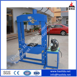 Hydraulic Press Machine, Oil Cylinder Moveable pictures & photos