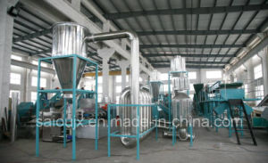 Hot Sale Waste Pet Plastic Crushing Washing Recycling Machine pictures & photos