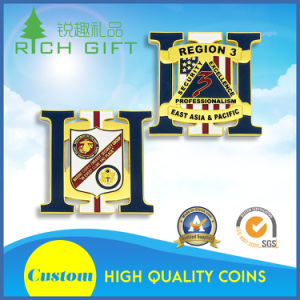 Custom High Quality Fine Cheap Angel Coins for Organization pictures & photos
