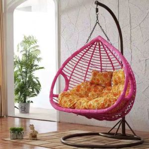 New Double Swing Swing, Rattan Furniture, Rattan Basket (D151C) pictures & photos