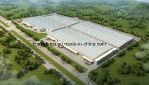 Logistics District Warehouse with Competitive Price pictures & photos