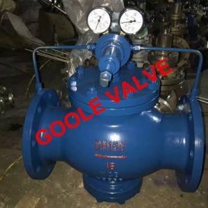 Air/Nitrogen/Oxygen/Hydrogen/Natural Gas Pressure Reducing Valve (GAYK43F/H) pictures & photos