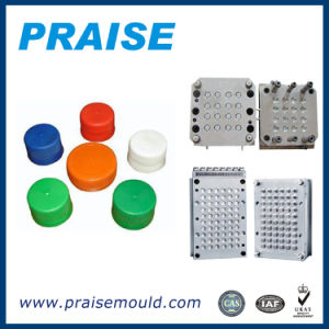 Hot Runner Injection Bottle Cap Mould/OEM Custom Injection Bottle Cap Mould Supplier pictures & photos