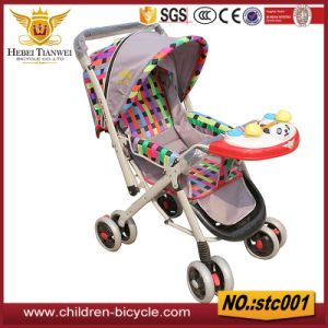 with Music and Toys Baby Stroller for Wholesale pictures & photos