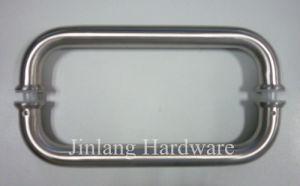 Stainless Steel bathroom / Shower Door Handle pictures & photos