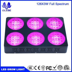 X-Grow LED Grow Light Plant Light Full Spectrum for Seedlings Hydroponics Grow Lights of Plants 126PCS/LED3w 5292lm pictures & photos