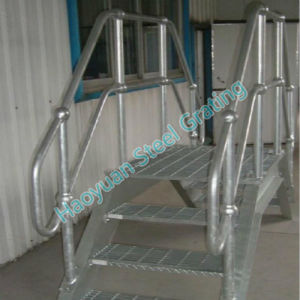 Good Price and Hot Sale Steel Grating Stair Treads from Factory pictures & photos