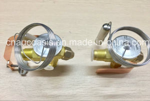 Tes2 (068Z3415, 068Z3422) R404A Solder Thermostatic Expansion Valve for Refrigeration System pictures & photos