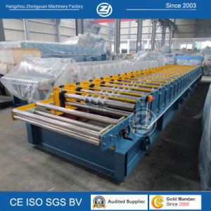 Building Material Rolling Mills Roofing Sheets Forming Machine Ecuador Market pictures & photos