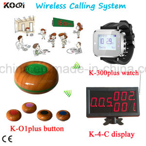 Low Price Restaurant Equipment Waiter Server Paging Service System pictures & photos