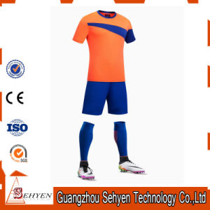 Sublimation Soccer Uniform Football Jersey with Your Logo pictures & photos