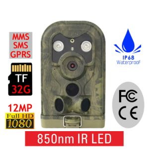 Ereagle 12MP High-Quality Resolution Waterproof Digital Hunting Trail Camera pictures & photos