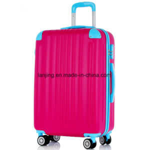 Bw1-019 Woman Travelling Trolley Luggage Bag Suitcase Set pictures & photos