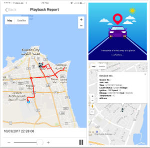 Friendly Vehicle Tracking and Fleet Management System pictures & photos