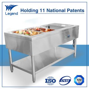 Stainless Bain Marie/Food Warmer pictures & photos