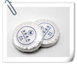 20g Round Soap with Logo pictures & photos