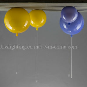 Italy New Design Balloon Ceiling Lamp for Christmas pictures & photos
