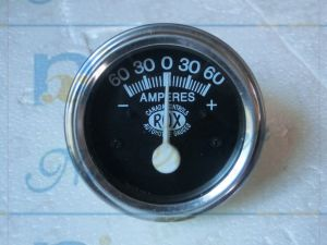 "2"" 52mm 60A Ammeter pictures & photos"
