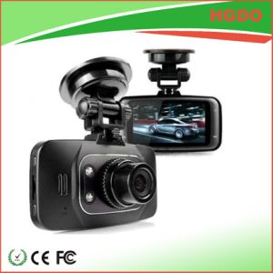 2.7 Inch Mini Digital Car Camera Recorder Front and Rear pictures & photos