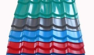 Construction Roof Prepainted Color Zinc Coated Corrugated Steel Roofing Sheets pictures & photos